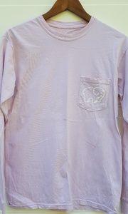 🎉Ivory Ella Long Sleeve|Lt Pink|Sz S